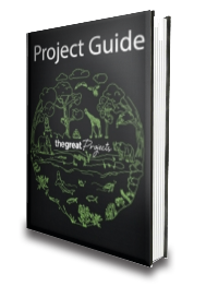 Free Project Guide on The Great White Shark Project